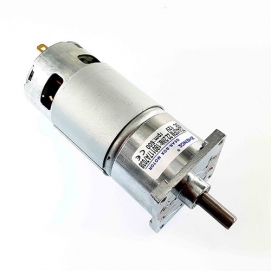 موتور گیربکس 12 ولت  سری C