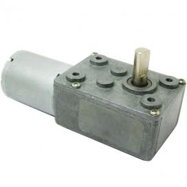 موتور گیربکس 12 ولت حلزونی