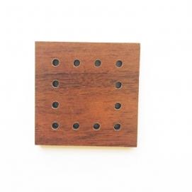 مربع کوچک  چوبی